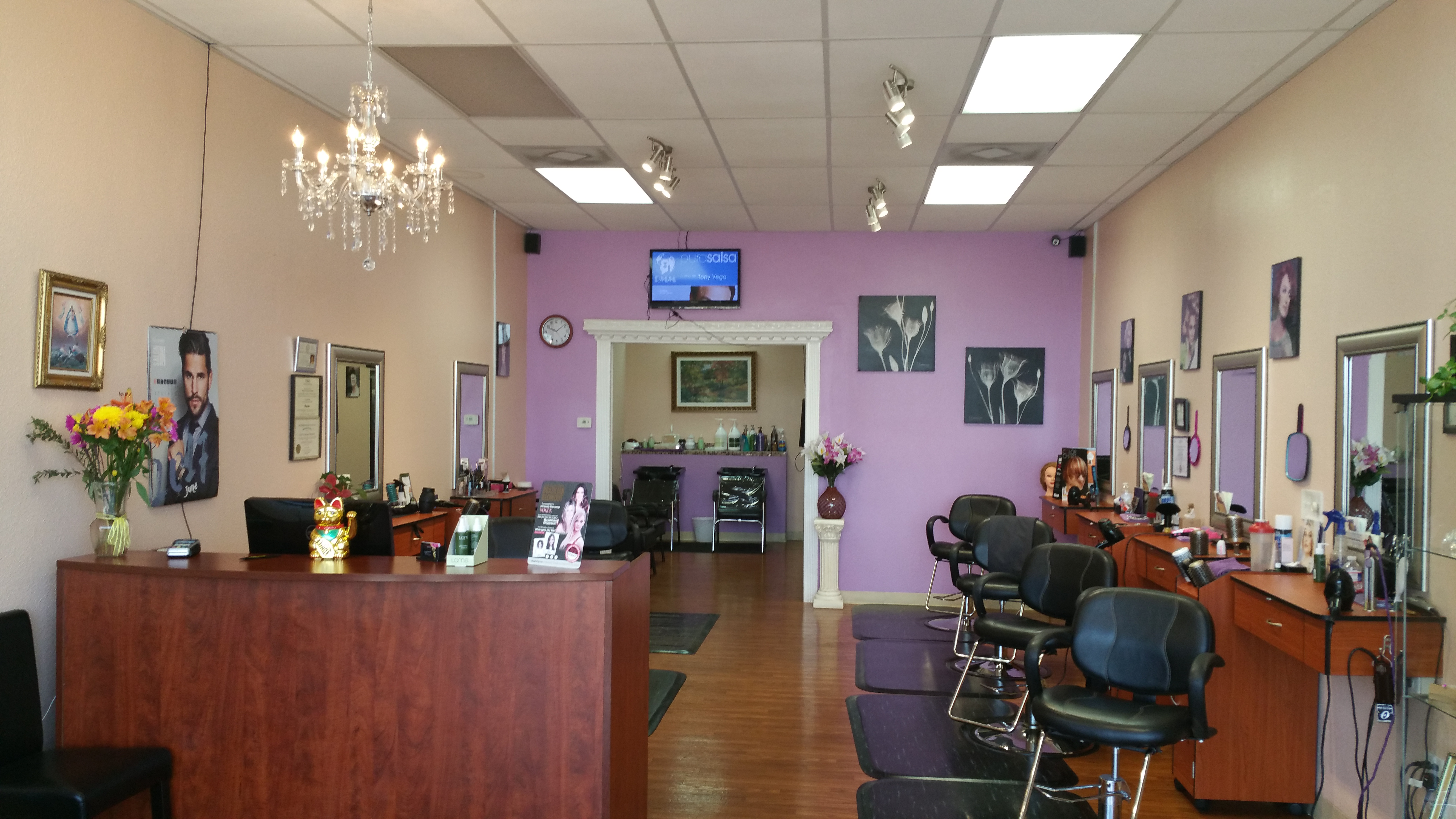 The Best Possible Beautification Services Salon